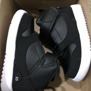 Jordan Fadeaway Toddler Shoes AO1332 011 Brand New